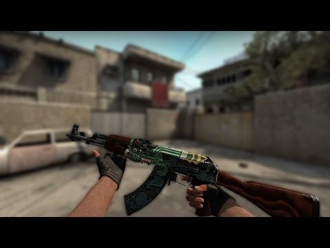 CS:GO: Music For Playing AK-47