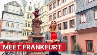 Meet Frankfurt in LESS than a MINUTE | Frankfurt Convention Bureau