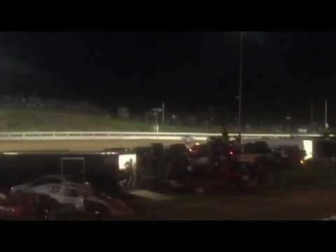 Coltt Lepley at Bedford Speedway June 2016