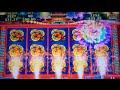 Lady Peony Slot Machine Bonus + Retriggers - 18 Free Games with Wild Multipliers - BIG WIN (#2)