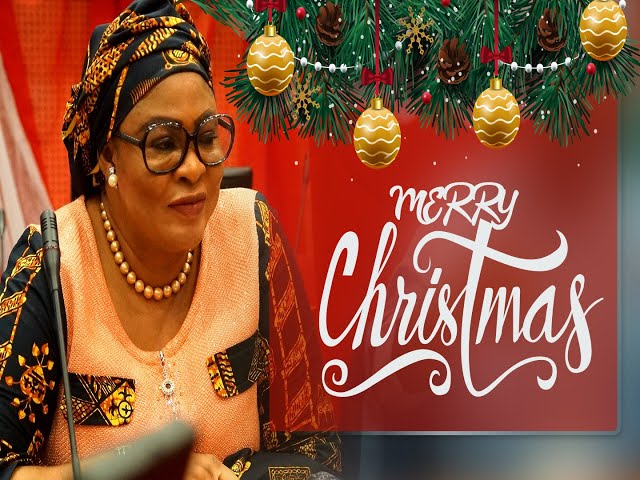 Anambra North Senator, Stella Oduah review year 2019 and gives Christmas greeting