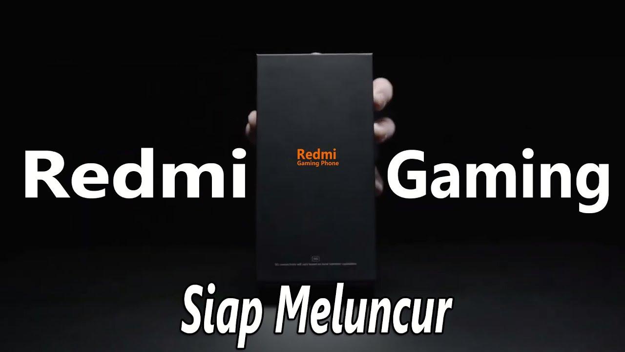 Redmi Gaming Phone RESMI RILIS Akhir Bulan - HP Gaming MURAH PERTAMA dari Redmi (Xiaomi)