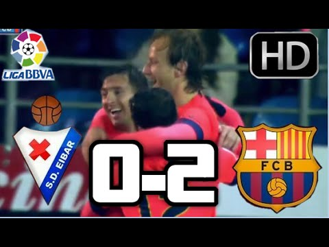 Download Eibar vs Barcelona 2015| Resumen y goles HD| LIGA BBVA| 14-03-2015