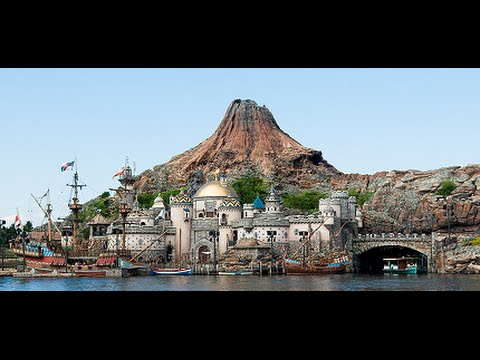 Tokyo DisneySea, Japan - Best Travel Destination