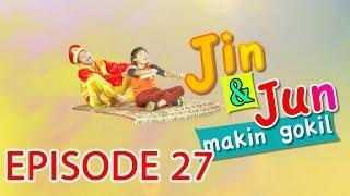 """Jin dan Jun Episode 27 """"Lomba Sepeda Hias"""" Part 1"""