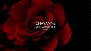 Chayanne - Me enamoré de ti (Instrumental Karaoke)
