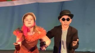 """Юлия Блинова и Дмитрий Назаров """"Танец кота Базилио и лисы Алисы"""""""