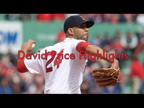 David Price 2016 Highlights