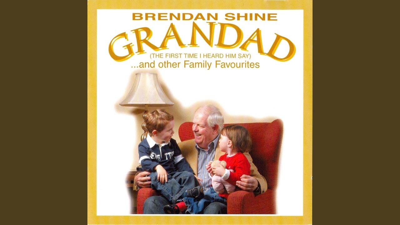 Chords for Brendan Shine Grandad ( Live ) - chordu.com