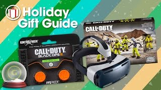 For The Call Of Duty Fan   Gamespot Holiday Gift Guide 2015 Ep. 2