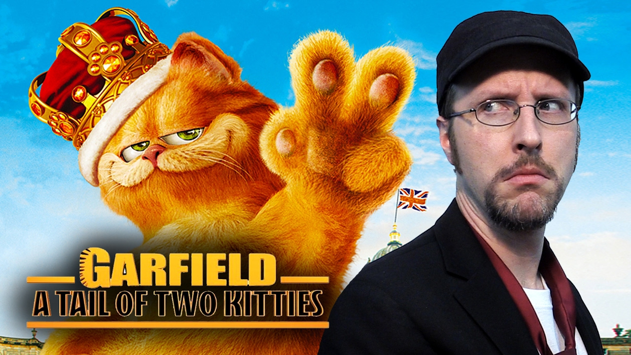 Download Garfield 2: A Tail of Two Kitties - Nostalgia Critic