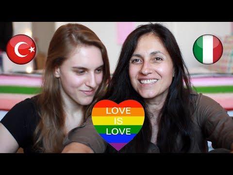 Une interview de Deux Lesbiennes (Couple avec une différence d'âge) thumbnail