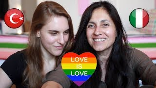 An Interview With Two Lesbians (Age-Gap Couple)