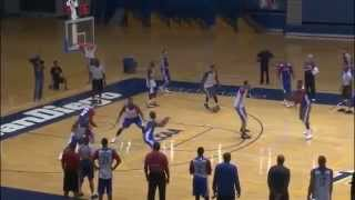 Real Training Camp Los Angeles Clippers Lob City Scrimmage With Doc Rivers Nba