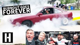 Burnout Kings: May 2019 WINNER Announced! And Leah Pritchett Stops by the Garage
