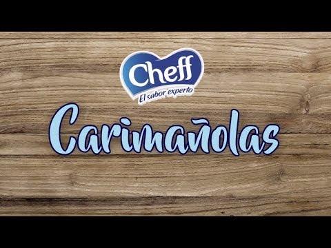 Receta Carimañolas - Cheff