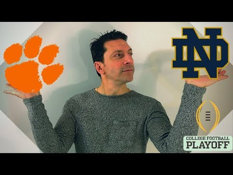 Clemson - Notre Dame Cotton Bowl Preview / WHAT DO THE STATS SAY?