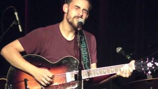 Robert Ellis at The Kessler Theater in Dallas, Texas
