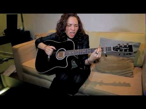 Stephanie Santiago - what is it about men (Amy Whinehouse Cover) [@stephsanti] @itspressplayent
