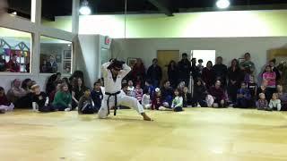 Hong Ik Martial Arts Master Kim