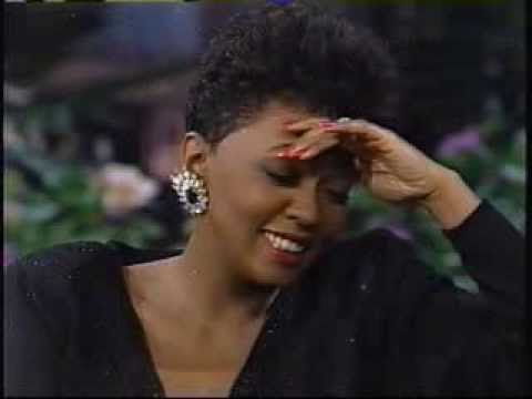 Anita Baker on the Pat Sajak Show