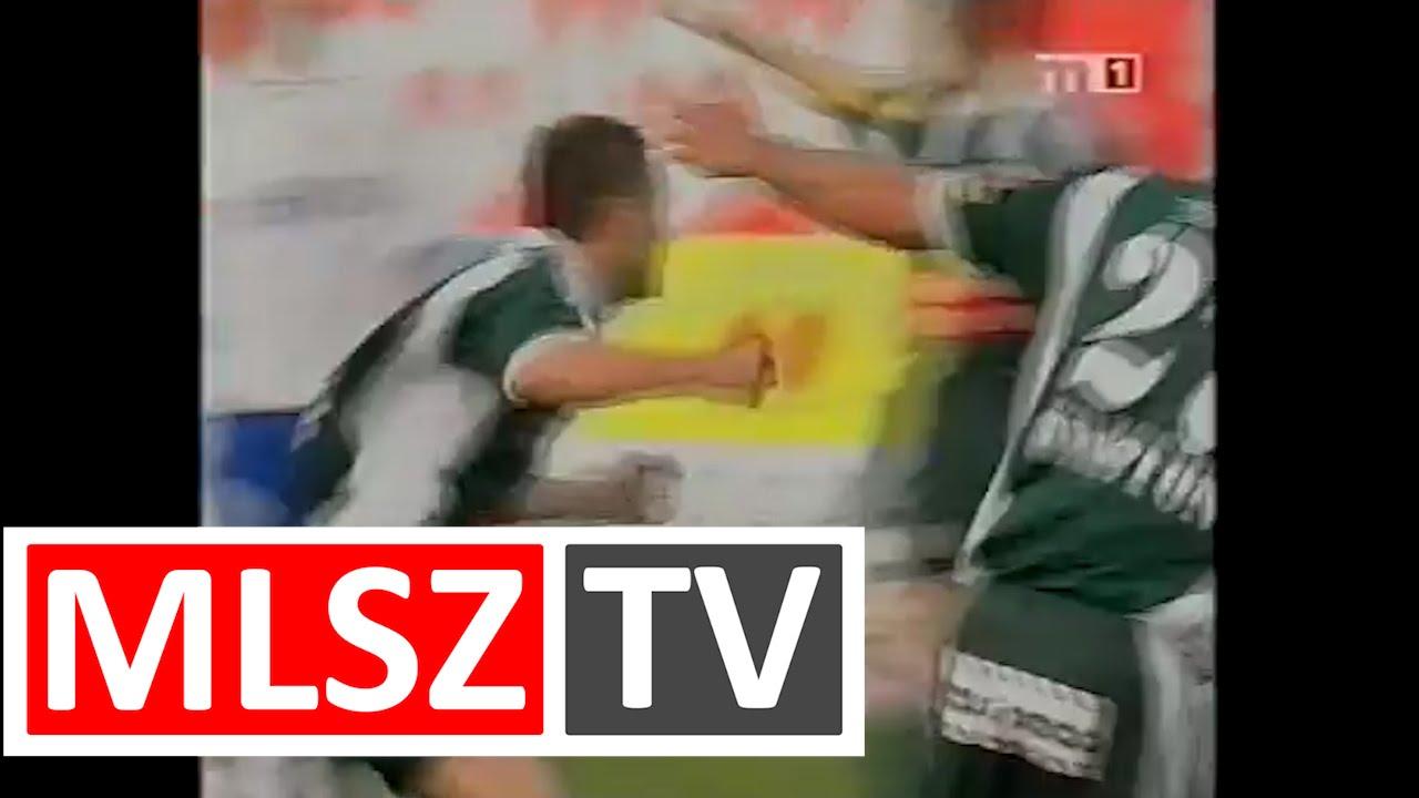 MTK-Ferencváros | 0-1 | 2002. 04. 27 | MLSZ TV Archív