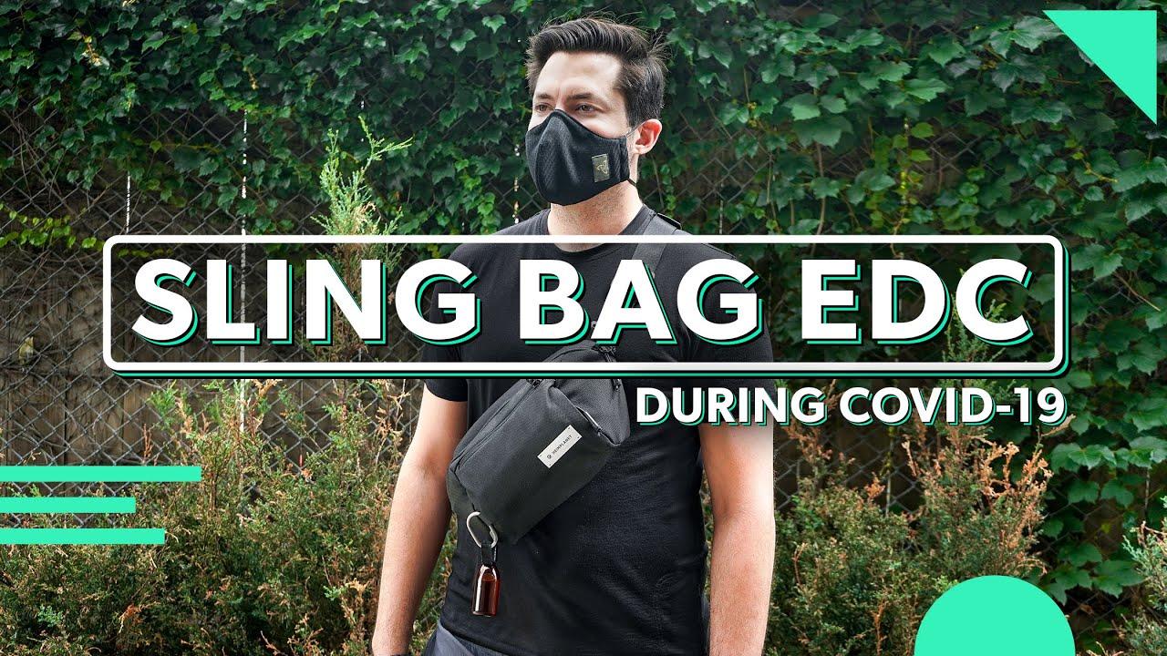 Sling Bag EDC During Coronavirus | Tom's COVID-19 Daily Carry Essentials