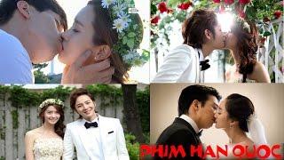 Điểm Mặt Những Đám Cưới Đẹp Như Mơ Trong Phim Hàn Quốc