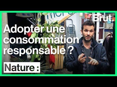 Les conseils de Julien Vidal pour être un consommateur responsable