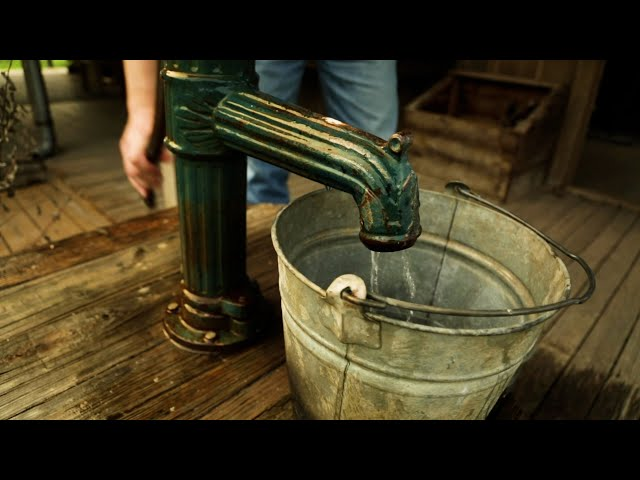 How Did We Pump Water Without Electricity? Power Trip: The Story of Energy