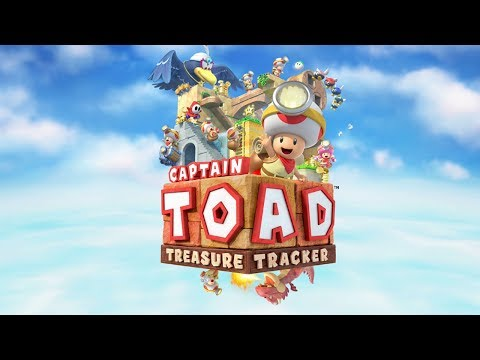 Captain Toad Treasure Tracker Longplay Nintendo Wii U