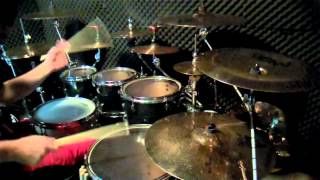 Nick Pierce- Improv Drumming Shaman Style