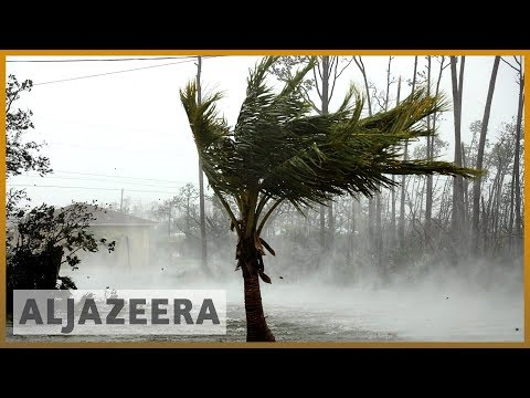 Hurricane Dorian hammers the Bahamas, then moves closer to US