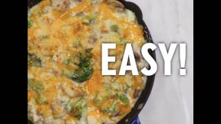 How to Make Mom's Creamy Chicken and Broccoli Casserole | Cooking Light