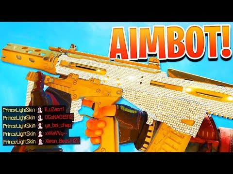 "It's LIKE AIMBOT...BUT BETTER! (Best ""MADDOX RFB"" Class Setup) - Black Ops 4!"