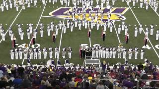 UNI Panther Marching Band--Fall Out Boy halftime show,