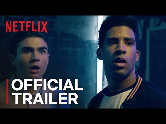 The After Party | Official Trailer | Netflix