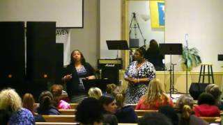 Arise Women of Destiny February 16, 2017 Angie and Cheri  Becoming the Bride of Christ 20170216 1921