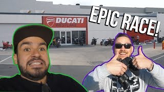 Trying to get into motorcycles! Ft. DDE