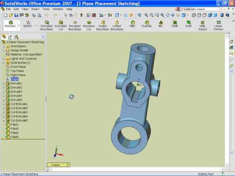 Video Archive: Design Planning in SOLIDWORKS
