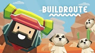 Buildroute - puzzle game (Genre: Educational games) Play and get stars