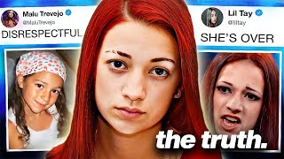 The Sad Reality Of Bhad Bhabie Becoming Famous