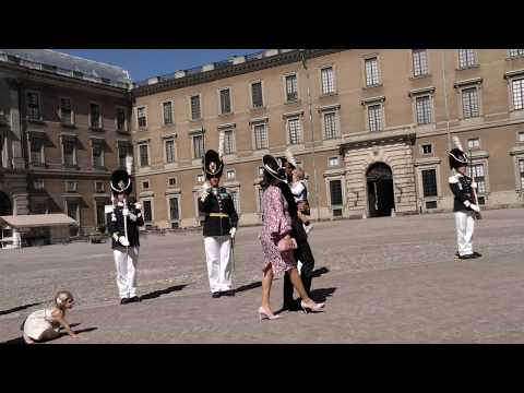 La heredera de la Corona Sueca, La princesa Victoria cumple 40 años