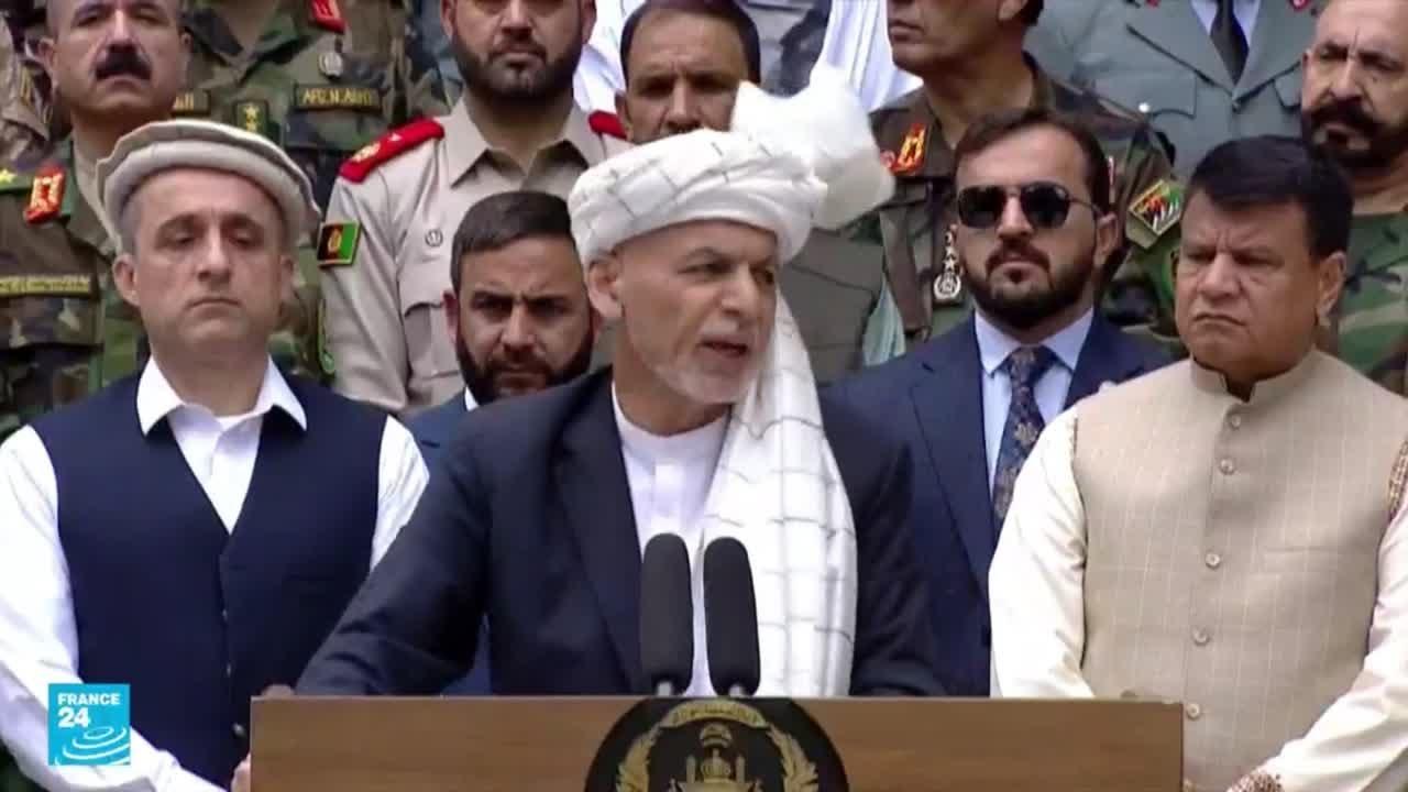 الرئيس الأفغاني أشرف غني: حركة طالبان ليس لديها رغبة في تحقيق السلام