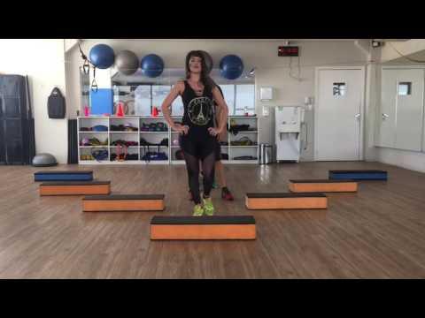 Coreografia Novo desafio - banda vingadora - Step by Alice Dantas