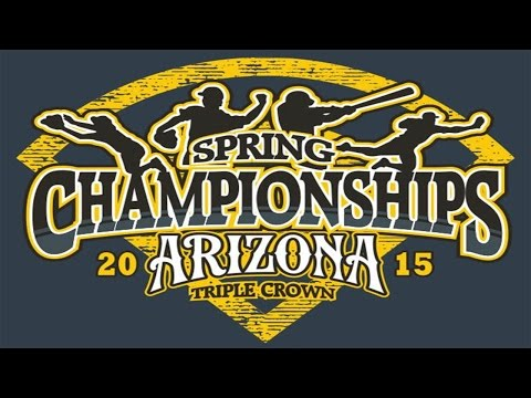 Triple Crown Sports - Arizona Spring Championship Tees