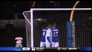 Memorial vs Rice Lake, 4-0, WEAU, 2014-10-09