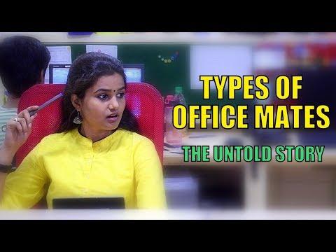 Office sodhanaigal - Types of Office Mates - LA LA LAVANYA