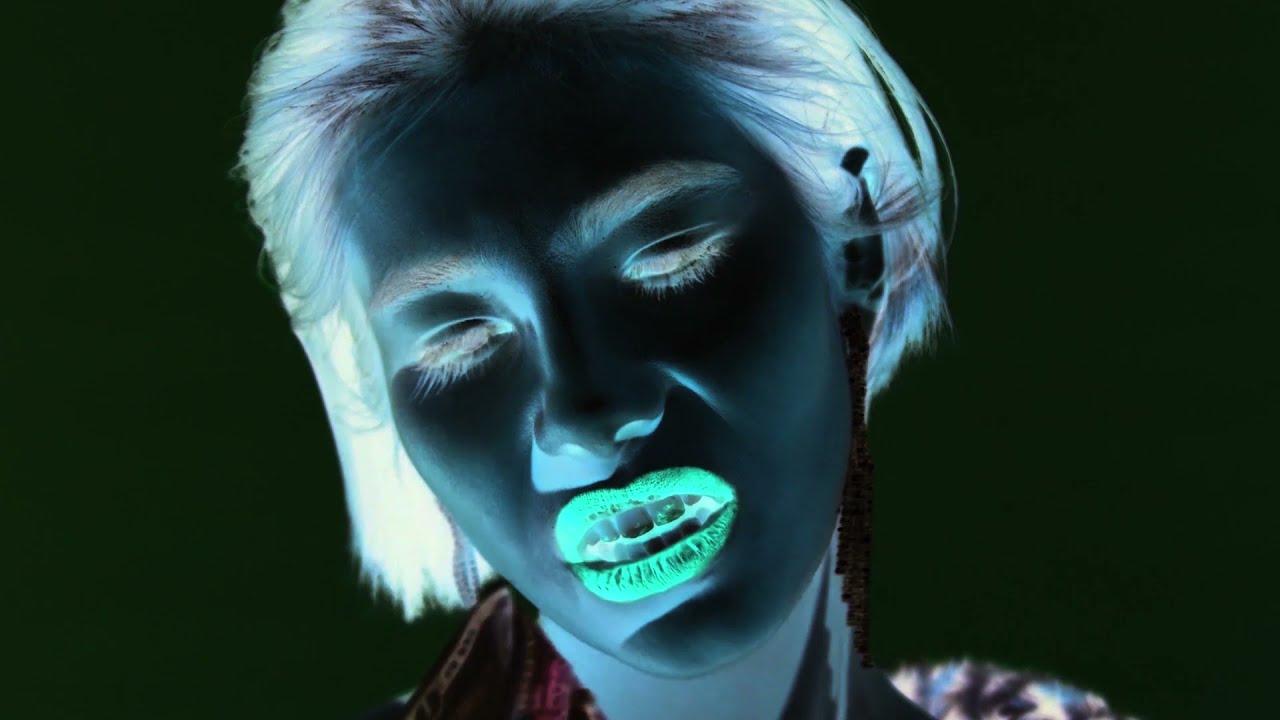Born With It remixed by Damon Sharpe Music Video (Warning! Video has flashing lights)