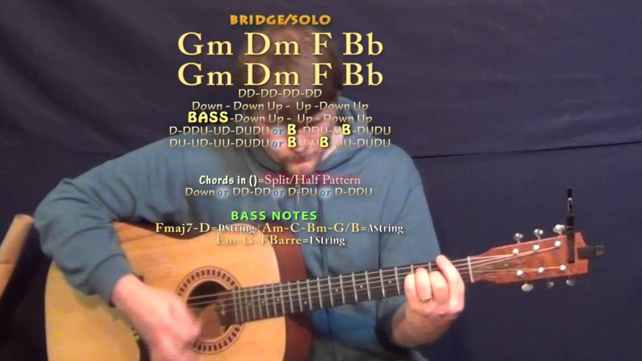 Hollow Tori Kelly Guitar Lesson Chord Chart F Major Youtube